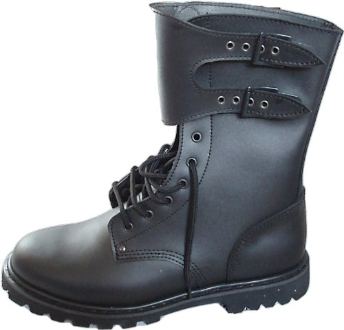 French Military Combat Boots: Amazon.co.uk: Shoes & Bags