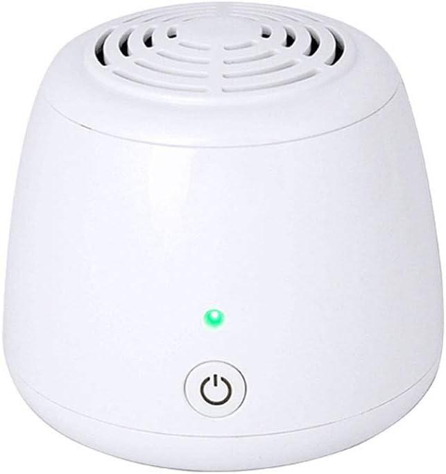 Ningz0l Mini purificador de Aire USB portátil Eliminar la máquina ...