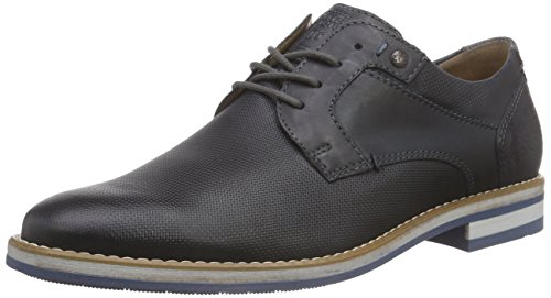 Fretz Men Mens Andrew Derby Blue (32 Blu)