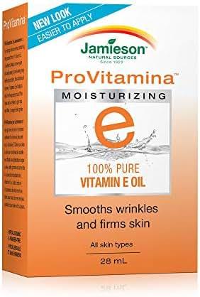 Jamieson ProVitamina 100% Pure Vitamin E Oil , 28ml