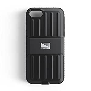 Lander - Powell Case for iPhone 7, Military 810 Drop Tested (Black)