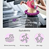 Phebe Smart Weighted Infinity Hula Hoop That Would