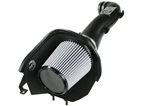aFe Power Magnum FORCE 51-12092-1 Jeep Wrangler (JK) Performance Intake System (Dry, 3-Layer Filter)