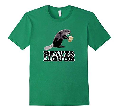 Beaver Green T-shirt - 3