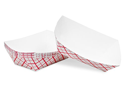 paper food tray small - 3