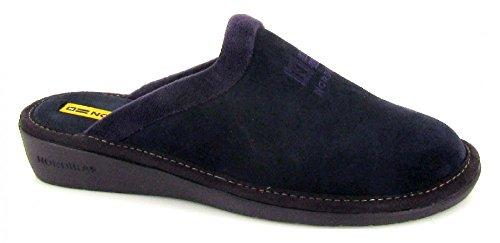 Marino Pantofole Nordikas Pantofole Blu Nordikas Donna EUXU1qwx