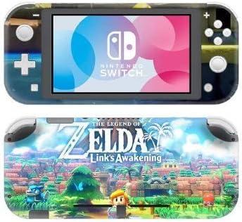 Shoptonskin Pegatina Nintendo Switch Lite Skin La leyenda de ...