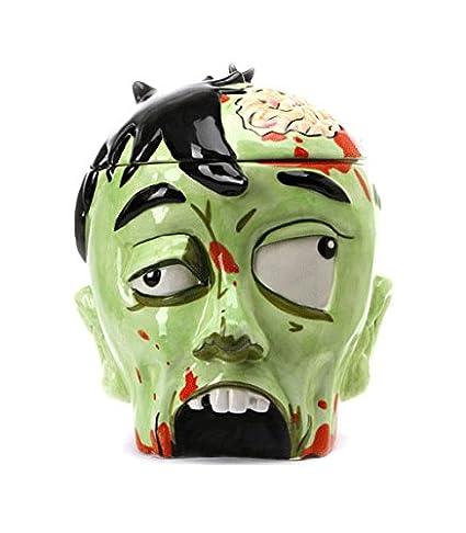 ThinkGeek Zombie Head Cookie Jar