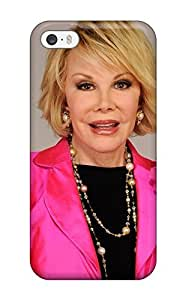 Cute PC Joan Rivers Photo For HTC One M8 Phone Case Cover (3D PC Soft Case)