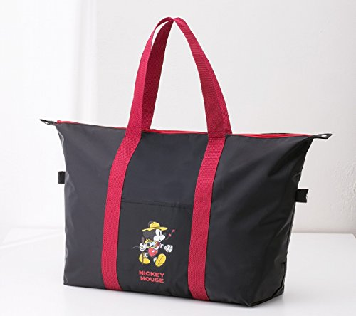 Mickey Mouse boston bag book 画像 B