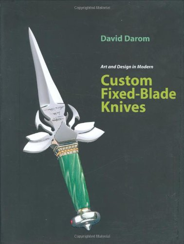 Art and Design in Modern Custom Fixed-Blade (Blade Design)