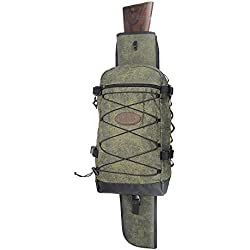 TOURBON Hunting Daypack Backpack Rifle Shotgun Gun Bag Holder