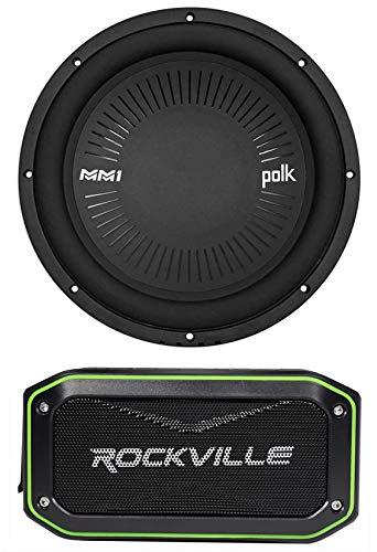 "Polk Audio MM 1242 DVC 12"" 1260 Watt Car Audio Subwoofer S"