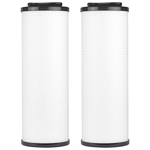 Clear Choice CCP444 Pool Spa Replacement Cartridge Filter for Arctic Spa 006541, Silver Sentinel Filter Media, 5
