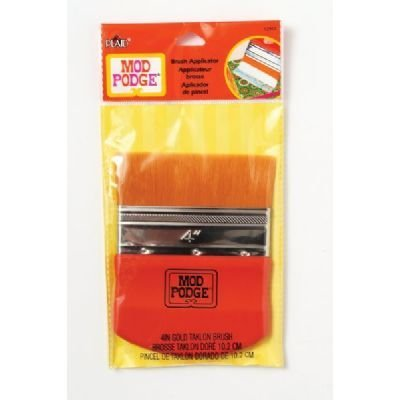 3 Pack Brush Applicator (Product Catalog: Paints, Brushes & Inks) (Mod Podge Accessories)