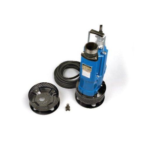 Tsurumi Pump K15-SK Sand Kit K15-SK Sand Agitator Kit for The NK2-15 Heavy Duty Submersible dewatering Pump