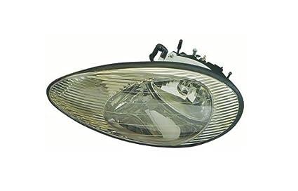 Amazon Com 1996 1997 1998 1999 Mercury Sable Headlight Headlamp