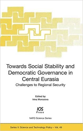towards social stability and democratic governance in central eurasia i morozova