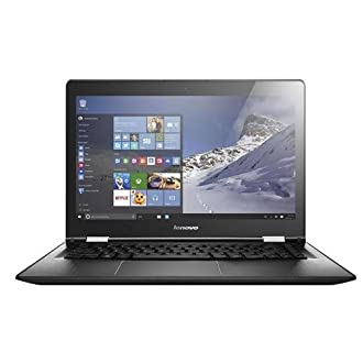 "Lenovo Flex 3-15 15.6"" Full HD Touchscreen 2-in-1 Notebook Computer, Core i7-6500U 2.5GHz, 8GB RAM, 256GB SSD, Windows 10"