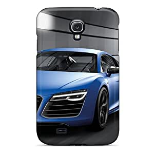 (DDd2214vMnk)durable Protection Case Cover For Galaxy S4(2013 Audi R8 V10 Plus)