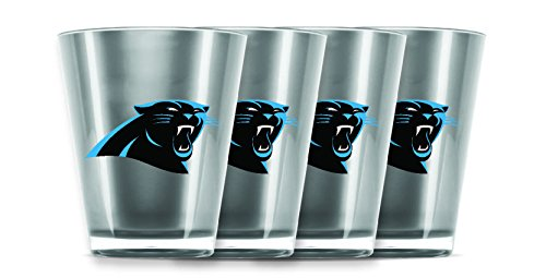 NFL Carolina Panthers Shot Glass Set - Glasses Panther