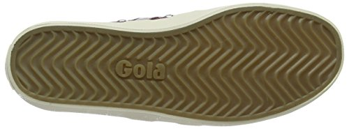 White Gola Rojo Estar de Mujer Off Casa Wine Coaster por para Windsor Zapatillas wZHq7rw