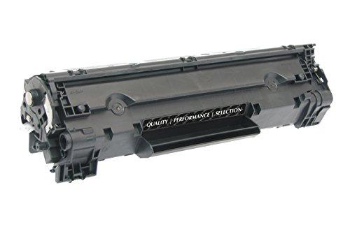 Canon C128, 3500B001AA, Premium Compatible Green Box Toner Cartridge, Black 2.1K yield