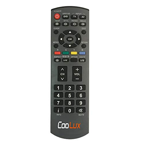 Replacement Remote Control Fit for Panasonic TVs