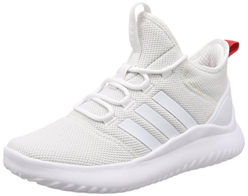 Bball 000 Ftwbla Rojbas Hautes Homme adidas Ftwbla Blanc Cloudfoam Baskets Ultimate wvEqvnaO1H