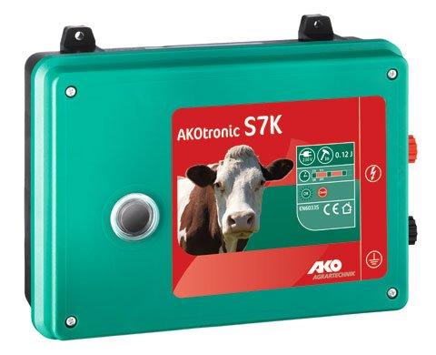 AKOtronic-S7K Kuhtrainer mit Zeitsteuerung