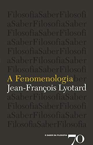 A Fenomenologia