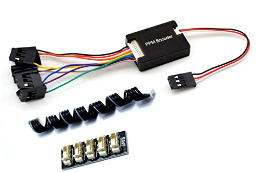 Price comparison product image FPVDrone 8CH PPM Encoder for Pixhack Pix PPZ MK MWC Megapirate APM Flight Controller with Pixhawk I2C Splitter Expand Module