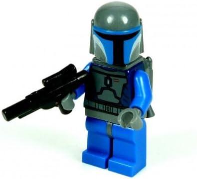 LEGO Star Wars - Minifigur Mandalorian Trooper Blau mit Blaster Jetpack