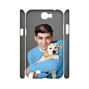 LGLLP One Direction Phone case For Samsung Galaxy Note 2 N7100 [Pattern-4]