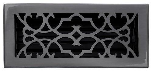 10 Dark Bronze Floor Register - 4
