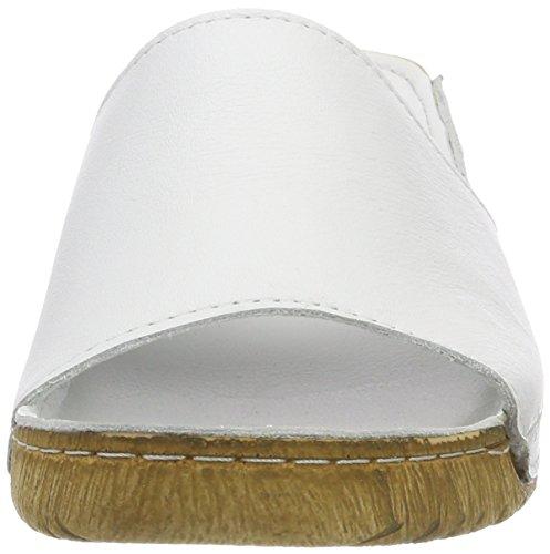 Weiß Mules Blanc 0771519 Andrea Conti 001 Femme wAqXOpOT