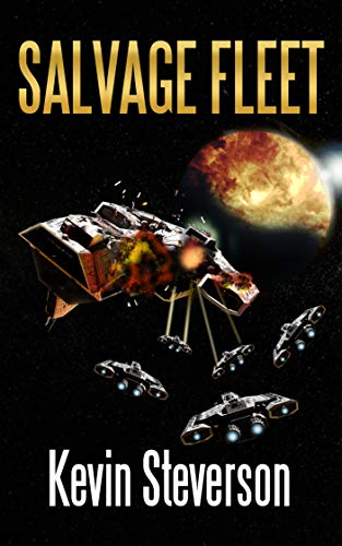 Salvage Fleet (The Salvage Title Trilogy Book 2) ()