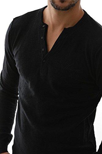 pull léger kaporal 5 elmi noir