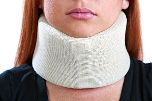 Universal Cervical Collar White 3