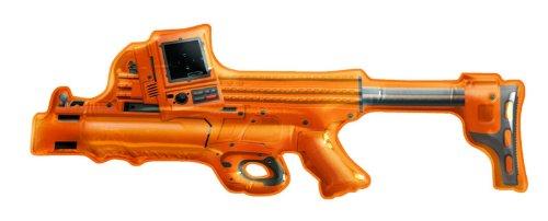 Gi Joe Retaliation Black Tempest Inflatable Toy Gun]()