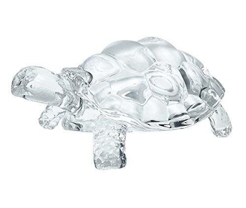 Crystal Tortoise - Religious Feng Shui Vastu Correction Clear Crystal Tortoise Career & Luck Tortoise Crystal