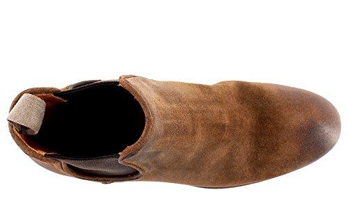 Pantanetti Gamuza Avela 11422a Focus Cuoiom Hombres Zapatos Botines Rex New 488 6xgrZ6a