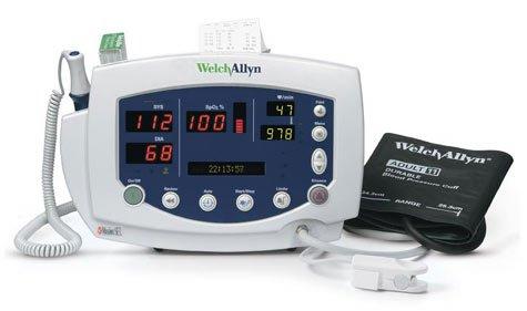 Welch Allyn Vital Signs Monitor 300 Series Printer Paper Model # 7052-25