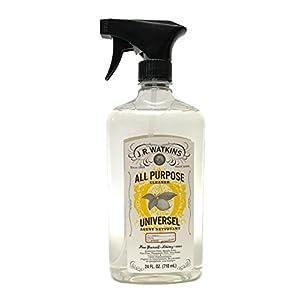 J.R. Watkins Natural All Purpose Spray and Dish Soap Set - Lemon Fragrance - All Natural