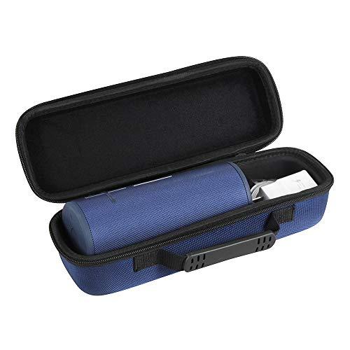 Hermitshell Travel Case Fits Ultimate Ears UE Boom 3 Portable Bluetooth Wireless Speaker (Lagoon Blue)