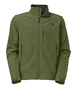 The North Face Apex Bionic Jacket - Men's Scallion Green/Scallion Green Small from The North Face