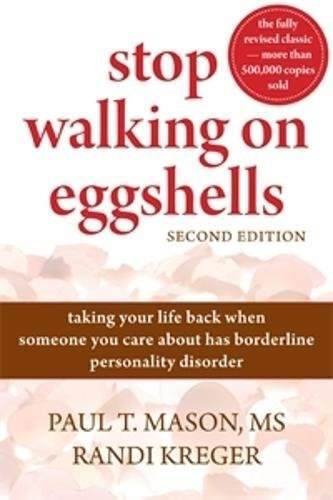 Stop Walking Eggshells Borderline Personality product image