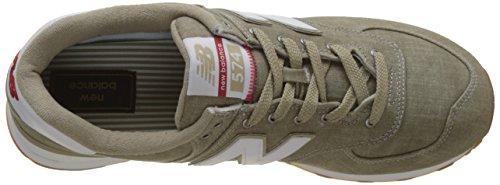 Beige Ml574v2 Avorio Sneaker New Balance Uomo SZqBOB