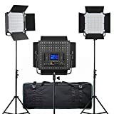 PIXEL Dimmable LED Video Light for Photography,Studio,YouTube,Video Shooting