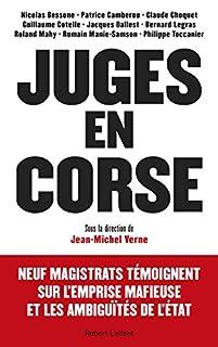 Juges en Corse, Verne, Jean-Michel (Ed.)
